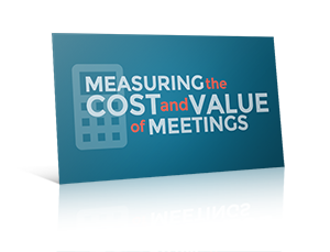 See if your meetings are worth the time you're investing with our meeting calculators
