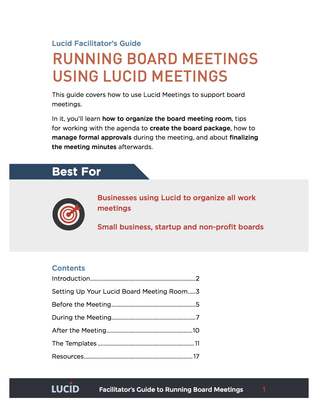 Lucid Board Meetings Facilitator Guide.png  Best Meeting Agenda Template