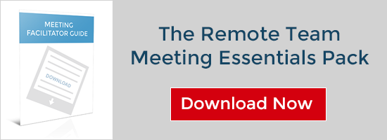 Download Now: The Remote Team Meeting Essentials Pack
