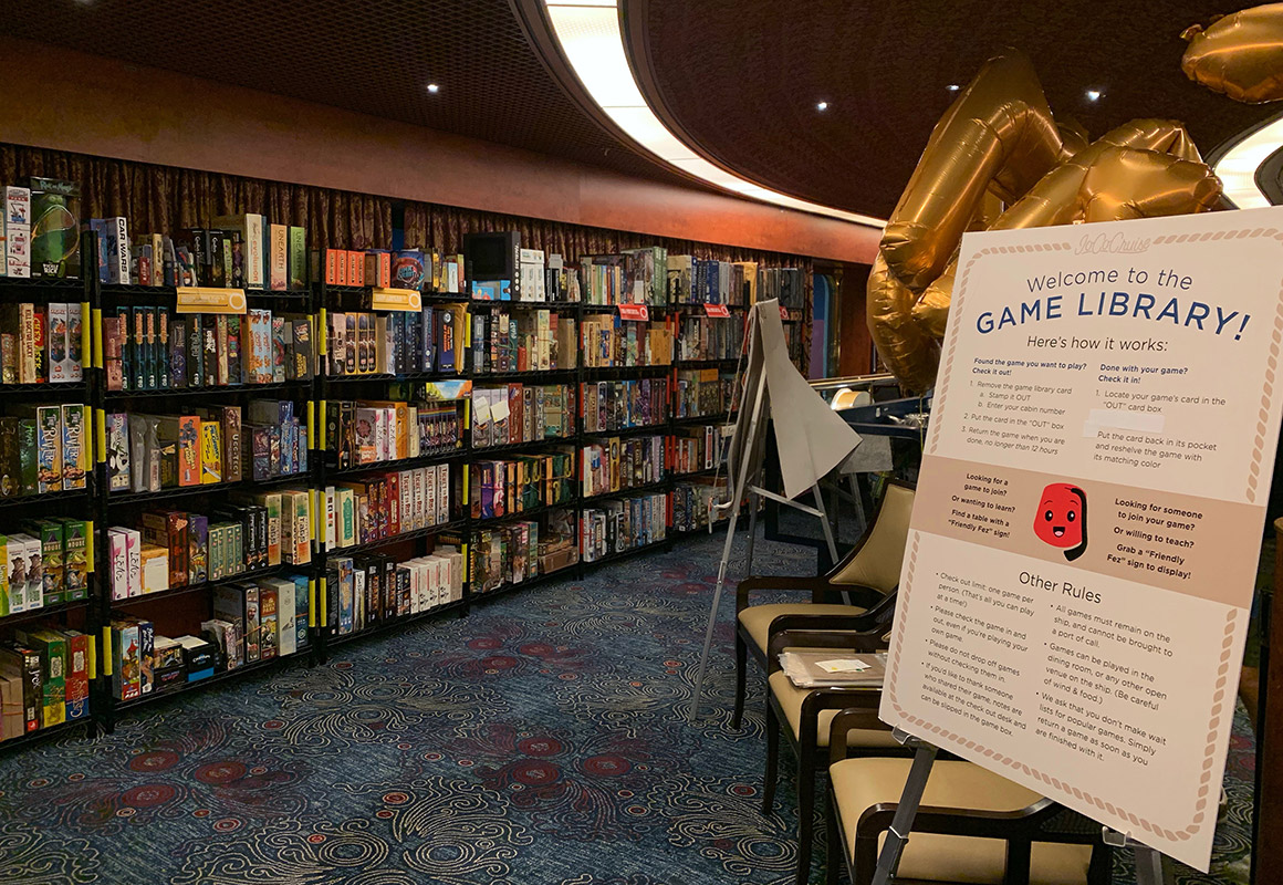 The JoCo Game Library