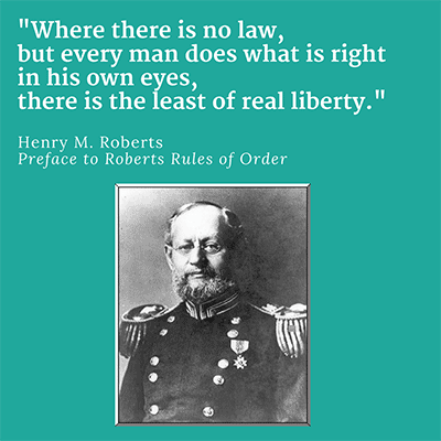 Where there is no law, but every man does what is right in his own eyes, there is the least of real liberty.