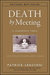 Death by Meeting by Patrick Leoncini